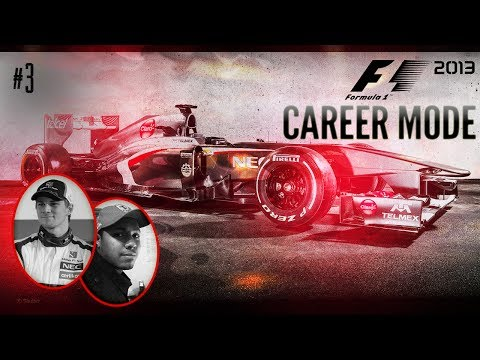 F1 2013 [Career Mode] - Episode 3: The Chase (China)