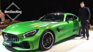 Mercedes AMG GT R - New In Depth Review Interior Exterior Walkaround