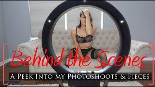 Behind The Scenes Lingerie Shoot, Where I Buy My Pieces & Never Skip Legday Season 2 Vlog 4