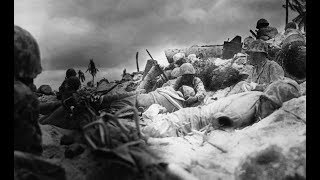 """With the Marines at Tarawa"" - 75th Anniversary of WWII Battle"