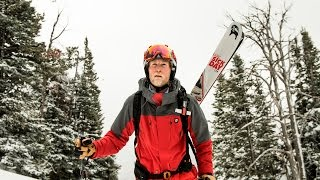Skiing Jackson Hole with Andrew Whiteford | Faces + Places | Orage