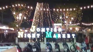 夜市中天海滩帕提亚Night Market Jomtien Beach Pattaya