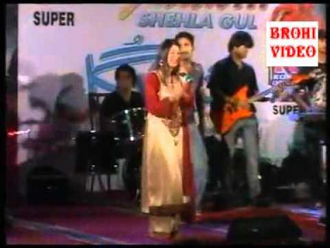 Bismillah Kayan SHEHLA GUL ALBUM JAAN 2011 BROHI VIDEO HD HQ