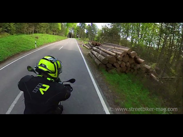 First easy-ride in the Black Forest (Germany) of 2021