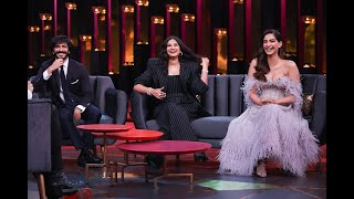 Koffee With Karan: Sonam, Rhea, and Harshvardhan Kapoor