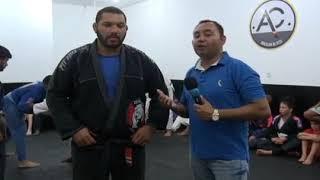 PEDREIRAS: Conheça a academia Augusto Cordeiro de Jiu Jitsu.