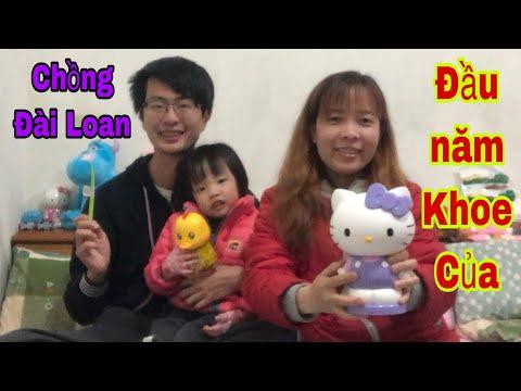 Chúc mừng năm mới | cùng chồng Đài Loan khoe của đầu năm @Thao Phuong và Cuộc sống ở Đài Loan