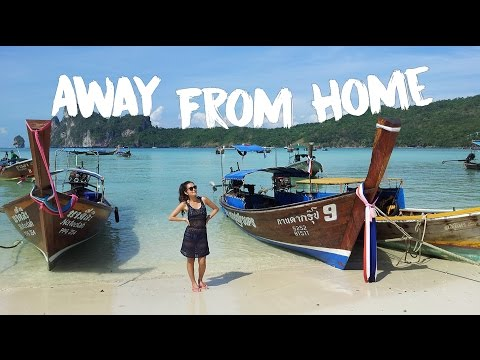 AWAY FROM HOME - 400 Days Travel Compilation [GoPro 4 Silver & Sony A6000]
