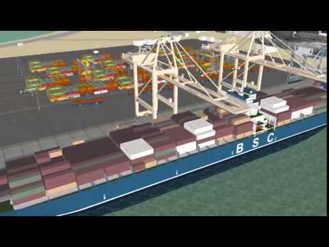 Ports and Harbours course project Boston Seaport