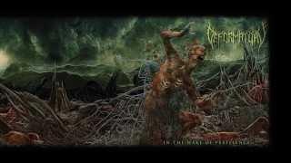 """DEFORMATORY - Metamorphosis - """"In The Wake of Pestilence"""" (2013)"""