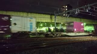 貨物列車 3052レ