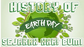 Sejarah Singkat Hari Bumi Earth Day Hystori Of Earth Day
