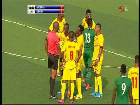 NIGERIA VS BENIN REPUBLIC 2
