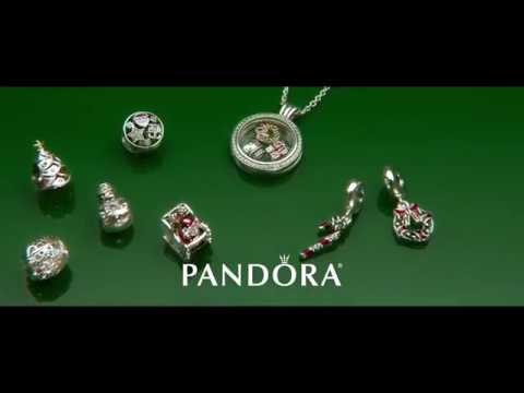 GemCollection Pandora Christmas 2017 Commercial