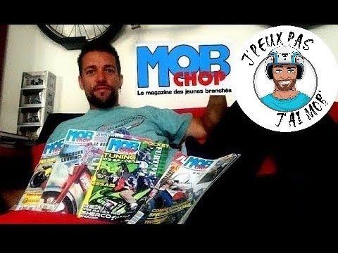 Mob Chop magazine - la fin d'une époque