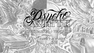 Psycho White - 6 Feet Underground (Instrumental)