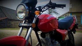 Первый запуск мотоцикла M1NSK(Минск Д4) после 7 месяцев в гараже! Новый сезон. Заводим M1NSK D4 125