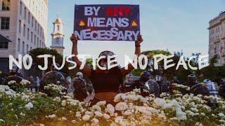 """NO JUSTICE NO PEACE"" by DISL Automatic"