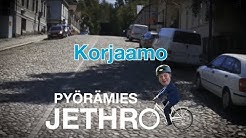 Pyörämies Jethro - Korjaamo