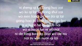 王心凌 Hi Hi Bye Bye with lyrics Mp3