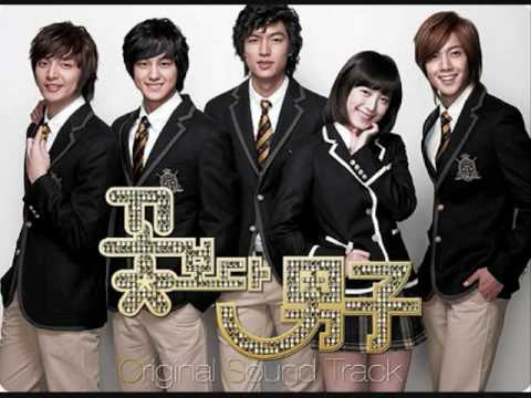 boys over flowers ost soundtrack - (My Heart Had A Brain Freeze - A &T)