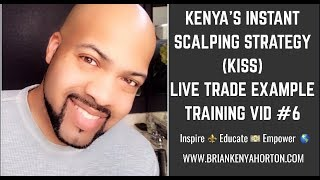 FOREX SCALP Example Trade!!!! using KiSS Strategy - Kenya's Instant Scalping Strategy (KiSS) - IML
