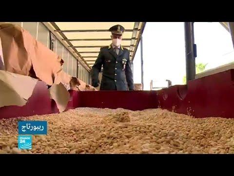 من يقف وراء إنتاج وتهريب مخدرات الكبتاغون من سوريا إلى إيطاليا؟