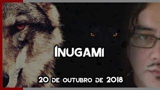 しろい花の谷 - O vale das flores brancas - Inugami - Huldra - Wulver - Inunotoki Live - 20/10/2018
