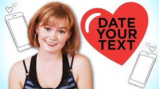 Teen Chooses A Date Based On Their Texts thumbnail