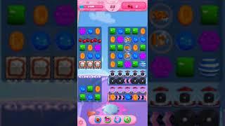 Candy Crush Saga Level 1188 - No Boosters