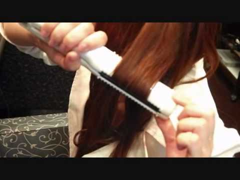 Straight hair iron in japan junca concept salon for A total concept salon