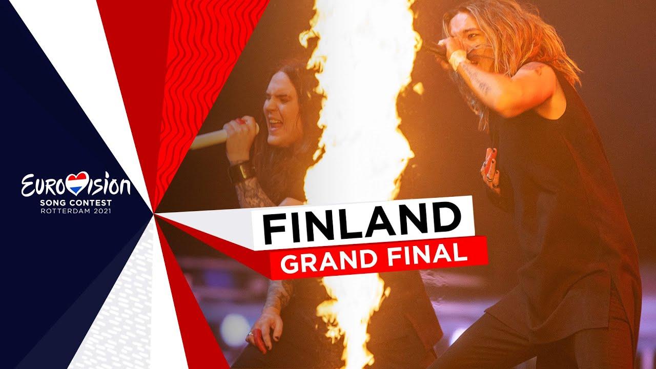 Download Blind Channel - Dark Side - LIVE - Finland 🇫🇮 - Grand Final - Eurovision 2021