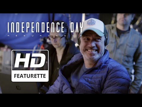Independence Day: Resurgence   About The Director: Roland Emmerich   Official HD Featurette 2016