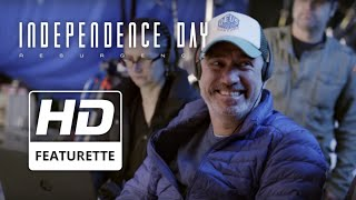 Independence Day: Resurgence | About The Director: Roland Emmerich | Official HD Featurette 2016