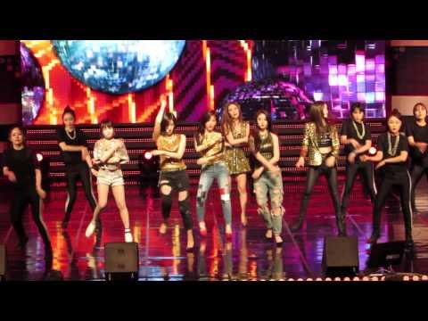Sugar Free (슈가프리) - T- Ara (티아라)  Live @ 2014 APAN (대전드라마페스티벌)