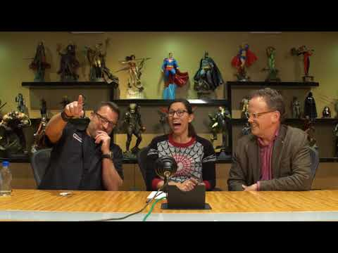 Voice Actors Steve Blum and Dee Bradley Baker Visit Sideshow