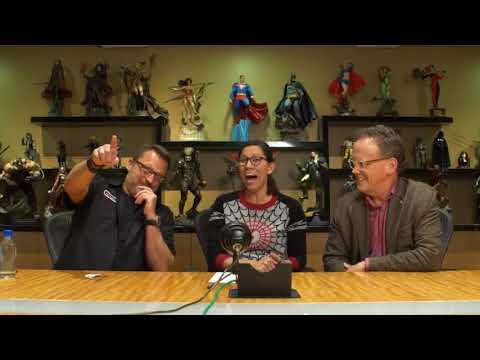 Voice Actors Steve Blum and Dee Bradley Baker Visit Sideshow streaming vf