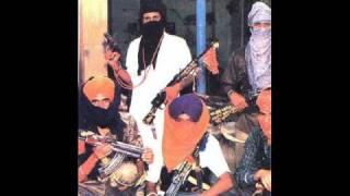 Khalistan Zindabad - Sant Jarnail Singh Ji Khalsa Bhindranwale - 6 June 1984