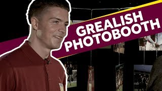 Photobooth: Jack Grealish interview