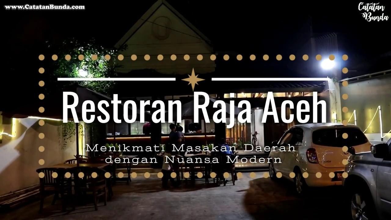 Wisata Kuliner Keluarga Di Restoran Raja Aceh Bandung