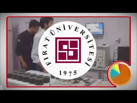 Fırat Üniversitesi Kimya Mühendisliği Bölümü (Dil : İngilizce)