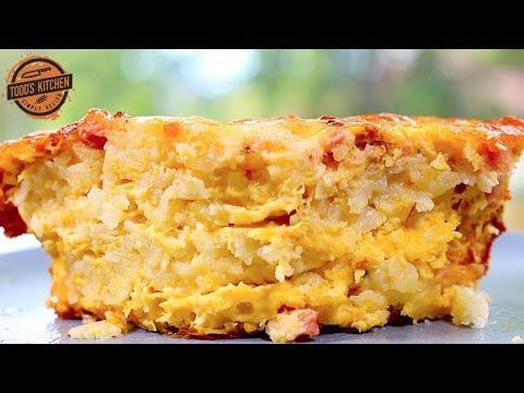 Crock Pot Breakfast Casserole Slow Cooker recipe
