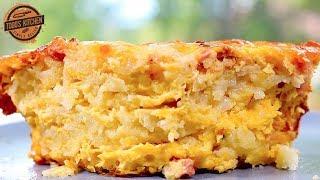 Crock Pot Breakfast Casserole - Slow Cooker recipe