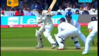 India vs England, 1st Test, Day 5   Cricket Highlights   25th July 2011   My Cricket Highlights