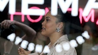 Ayesha Curry opens first pop up store in Jack London Square