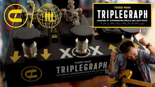 CopperSound & Jack White Presents The Third Man Triplegraph Octave Pedal | I Absolutely LOVE IT!