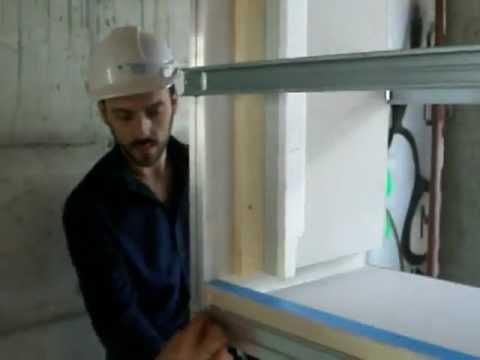 Soluzione roverplastik su misura per il foro finestra   youtube
