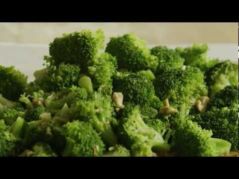 How to Make Broccoli with Garlic Butter and Cashews | Veggie Recipe | Allrecipes.com