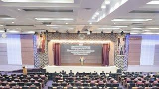 Live สด ไมค์ ภิรมย์พร ให้กำลังใจแรงงานไทยที่จะไปประเทศเกาหลี
