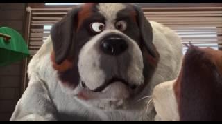 Большой собачий побег.Русский трейлер 2016